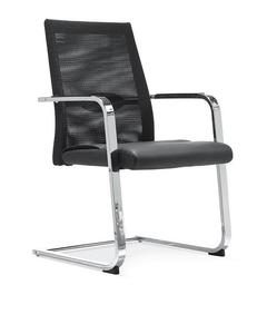 CV-F80BS Senior Staff Visitor Chair Imported - Black