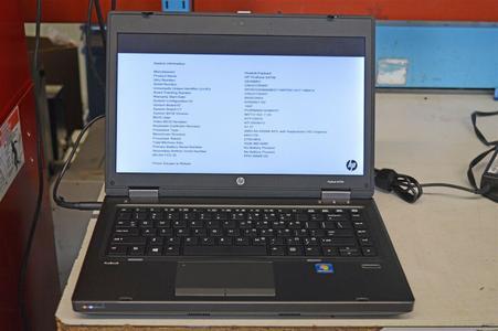 HP ProBook 6475 Gaming,business 4 generation Laptop 2.5ghz AMD 4gb RAM 250gb HDD Windows 7 Windows 10
