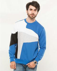 Multi Patches Sweatshirt For Men