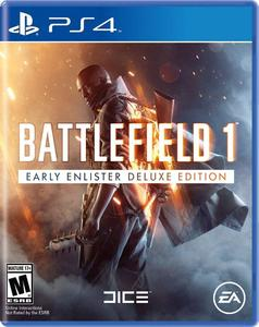 Battlefield 1 Early Enlister Deluxe Edition (PlayStation 4)