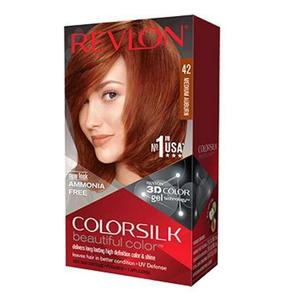 Color Silk 3D Technology USA For Men and Women No 41 Medium Auburn