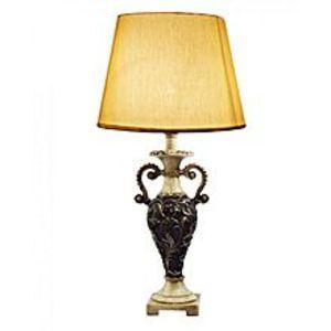 DareechayTable Lamp - Smoky Black & White - WTBL-038