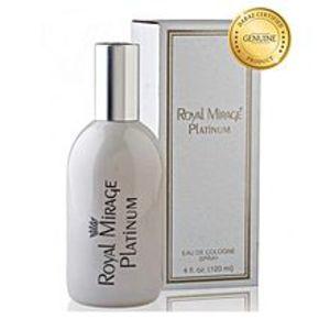 Royal MiragePlatinum Perfume For Men - 120ml