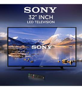 Sony 4k 32 Inches Smart Wifi Android Flat Full HD Led Tv - FHD - 1920 x 1080