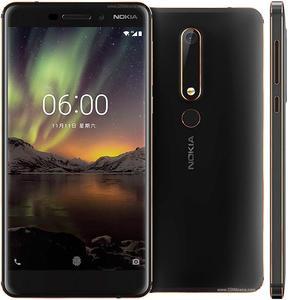 Nokia 6.1 4GB-64GB - 5.5 Inches - Black