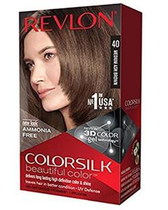 Color Silk 3D Technology USA For Men and Women No 40 Medium Ash Brown