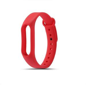 High Quality Mi Band 2 Strap - Red