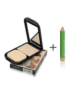 Sofiamart Pack of 2 - Face Foundation Base + Concealer Stick Pencil