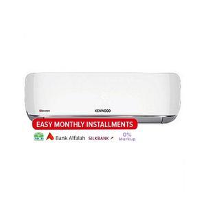 Kenwood Inverter AC KDC-1224S - GLOW Inverter Air Conditioner Series - 75% Saving - 12000BTU - White