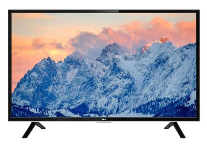 TCL HD LED TV 32 Inches D2900 Black