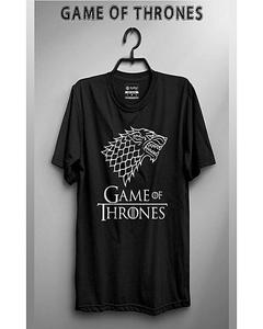 Game Of Thrones Printed T-Shirt For Girls & Women