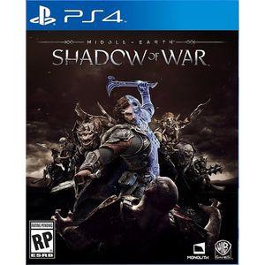 Sony Middle-Earth: Shadow Of War - PlayStation 4
