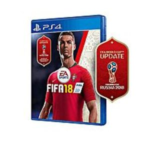 Electronic Arts FIFA 18 - World Cup Edition - PlayStation 4