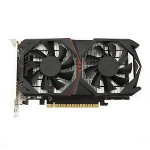 GTX750TI 2G DDR5 128bit Gaming Video Graphics Card with Dual Cooling Fans