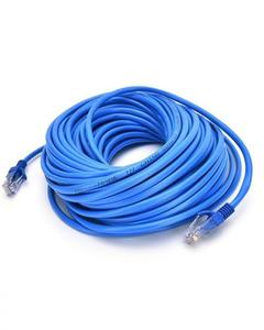 CAT-6 UTP - Lan Cable - 15M - Blue