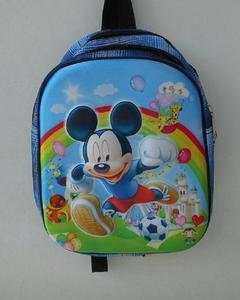 School bags for Nursery to 3 Classes - Sky blue