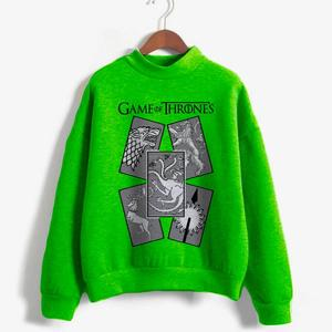GAME OF THRONES FULL SLEEVES T'SHIRT PRINT DESIGN, 100% Cotton, Summer And Winter Breathable Material, High Quality, Cheap, men/Women, New Design 2019, unisex Print. Full Sleeves