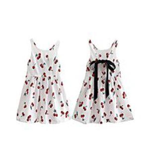 MumzlovesNewest Style Summer Baby Kid Cotton Vest Princess Girls Dress