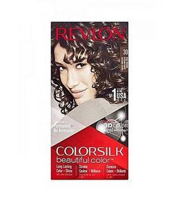 Color Silk 3D Technology Usa For Men & Women #30 Dark Brown