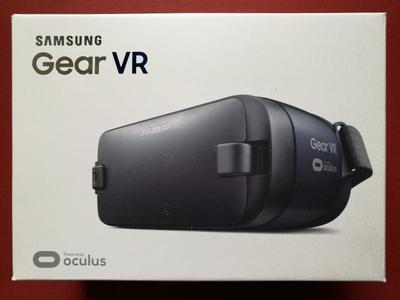 VR Gear Black
