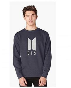 Black Fleece BTS Sweatshirt For Unisex