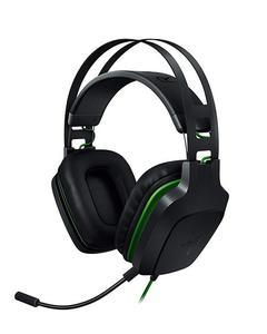 Razer Electra V2 Gaming Headset Surround Sound with Detachable Mic