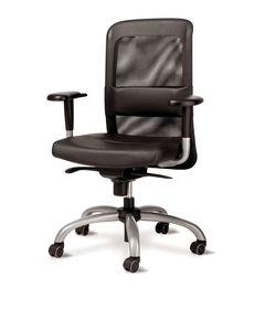 Torch TMG-120 - Air Breathing Mesh Chair - Black