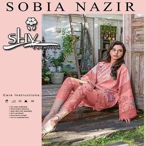 Sobia Nazir Lawn Collection (Unstitched)