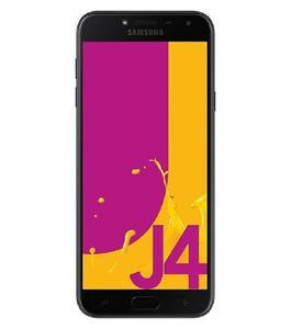 "Samsung Galaxy J4 - 5.5"" - 2GB RAM - 16GB ROM - Black"