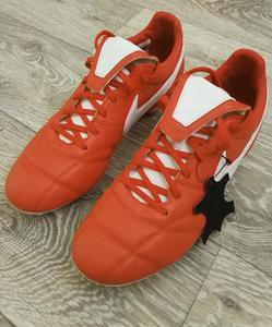 Yellow Football Shoes