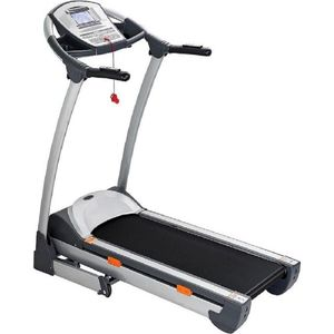 Butt Sports Motorized Treadmill - 2.0 - 2.5HP - Auto Inclined - Black
