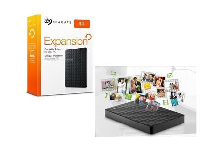 Expansion Portable Drive 1TB Segate