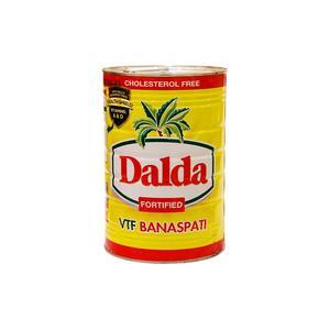 Dalda Banaspati 2.5 KG tin