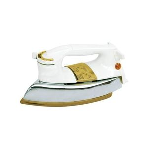 DI432 - Dry Iron - Golden and White