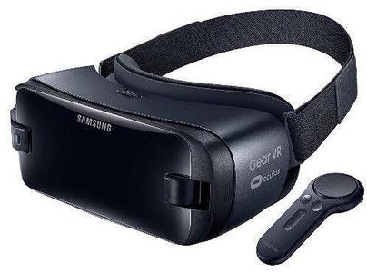 Samsung Gear VR Power By Oculus With Controller-Black
