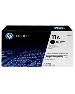 11A LaserJet Black Laser Toner Cartridge