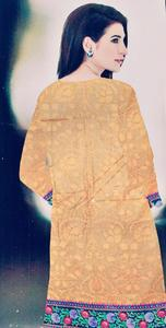 Khaadi Unstitched  Kurti For Womens -033