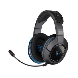 Stealth 400 Wireless Gaming Headset - Playstation 4 - Black & Blue