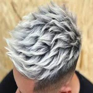 Party Fun Hair Temporary Color Spray – SILVER