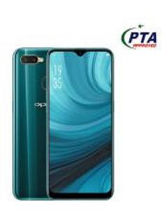 OPPO A7 64GB + 4GB Screen 6.2;RAM Dual Sim Blue