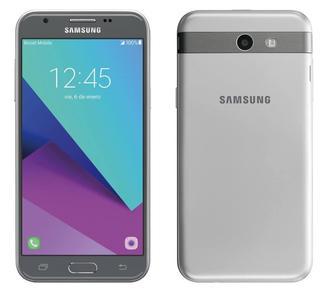 Samsung Galaxy J3 Mission 16GB Unlocked version - Silver