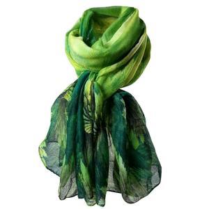 MissFortune Women Printing Long Soft Paris Yarn Scarf Wrap Shawl Stole Pashmina Scarves