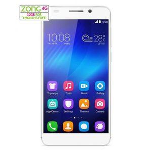 Huawei Honor 6X - 5.5 - 32GB - 3GB RAM - 12MP Camera - 4G LTE - Silver