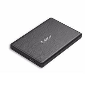 TE ORICO 2578C3 2.5 inch Type-C SSD Enclosure USB3.1 External Hard Drive Case