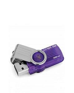 Kingston DT101 - USB - 32GB - Violet