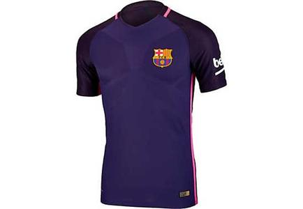 Fc Barcelona Purple Football Kit