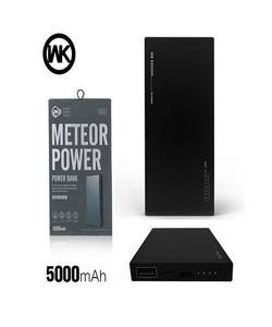 Remax WK Meteor Power Bank 5000mah - Black