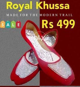 Khussa,kolapuri shoes