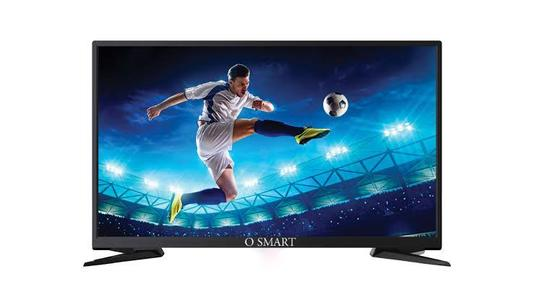 O Smart - 24 Inch - LED TV - 1366 x 768