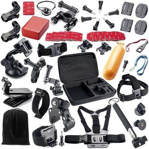 Multifunctional Camera Accessories Cam Tools Set for Outdoor Photography Cameras Protection Tool Kit for Gopro